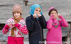 シリア・アレッポ東部に新たなコミュニティセンターを開設、脆弱な人々への援助を拡大