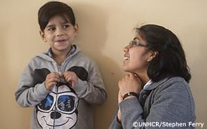 最も弱い立場にあるベネズエラの子どもたちを守ることを目指して