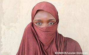 ニジェールで厳しい未来に直面する、児童性暴力の生存者