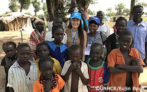 「ジェンダーに基づく暴力は、決して十分な注目を集めていません」小田代佳子UNHCR倫理担当官