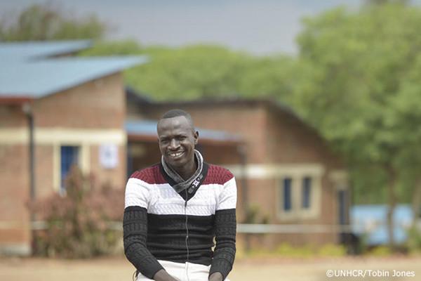 スーダン難民のモハメド・ダオード・アリ
