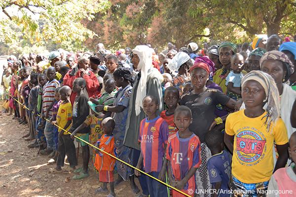 中央アフリカ共和国 世界で最も貧しい国の難民危機 | 国連UNHCR協会