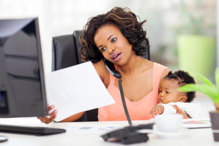 女性管理職、海外