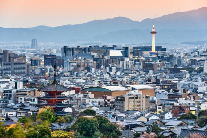京都, 町屋, 観光地