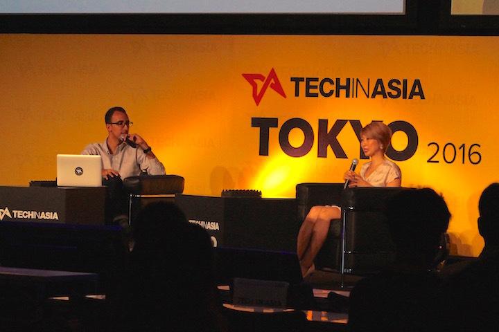 バイリンガール,吉田ちか,インタビュー,テックインアジア,Tech in Asia