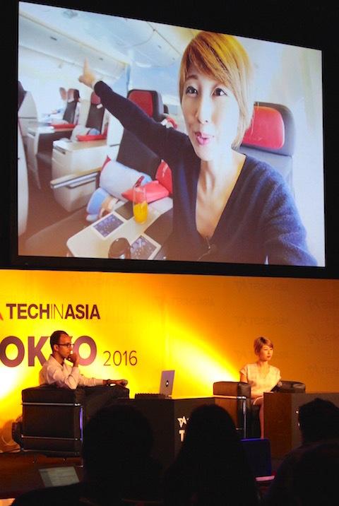 画像縮小,バイリンガール,吉田ちか,インタビュー,テックインアジア,Tech in Asia