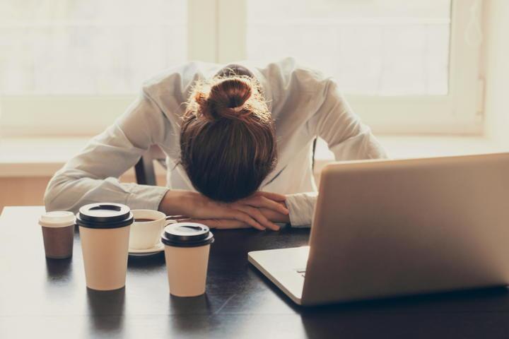 ストレス, 仕事, 不満, 鈴木まゆ子