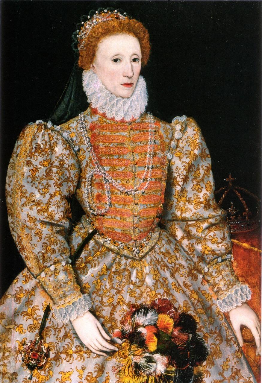 エリザベス1世,ドッペルゲンガー