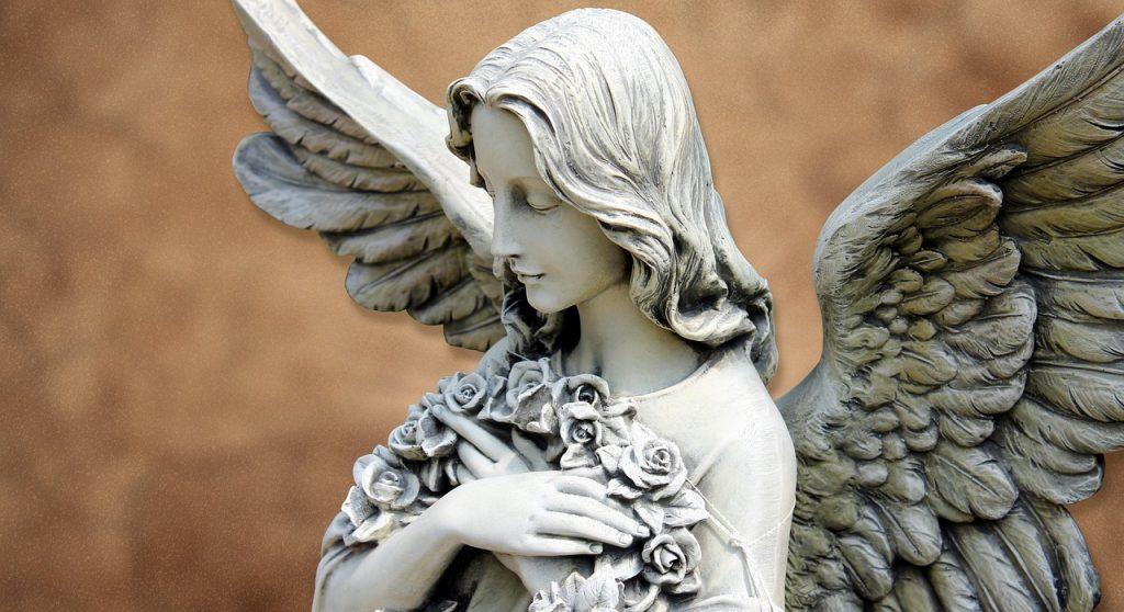 ②大天使オラクルカード