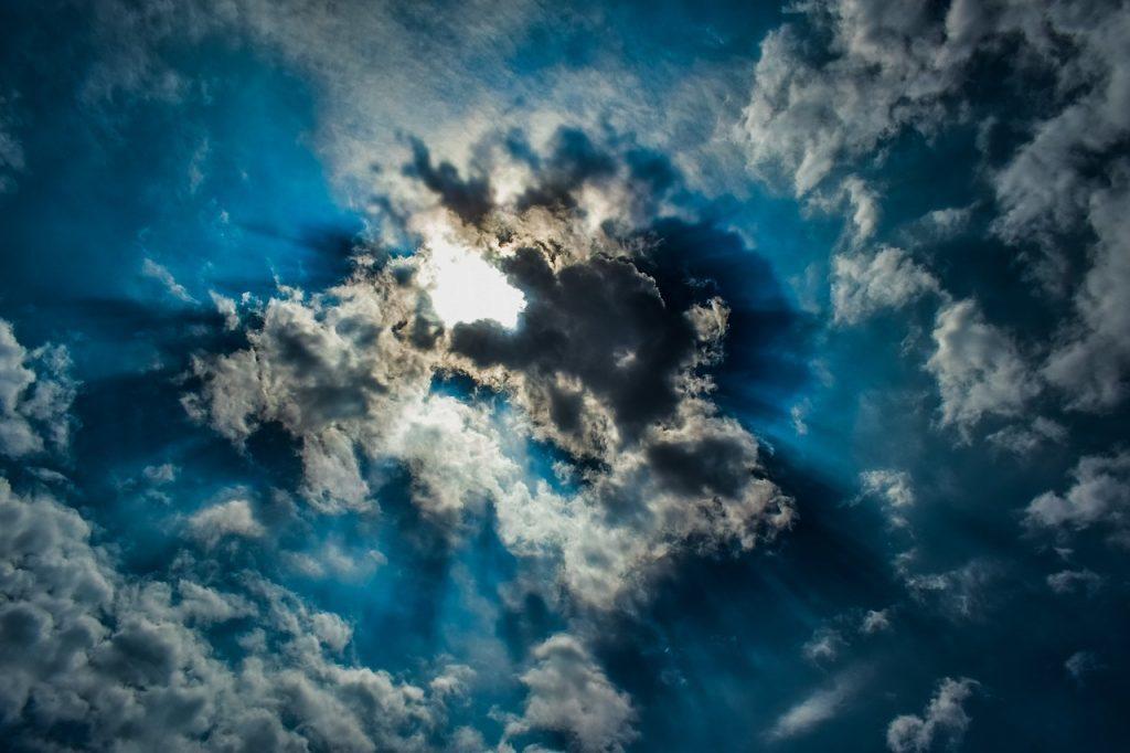 天気による空の夢の意味とは