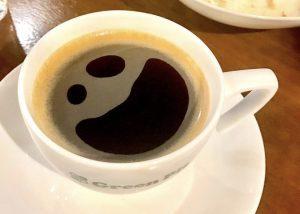 元カレから連絡が来るスマイルコーヒーの待受画像の例