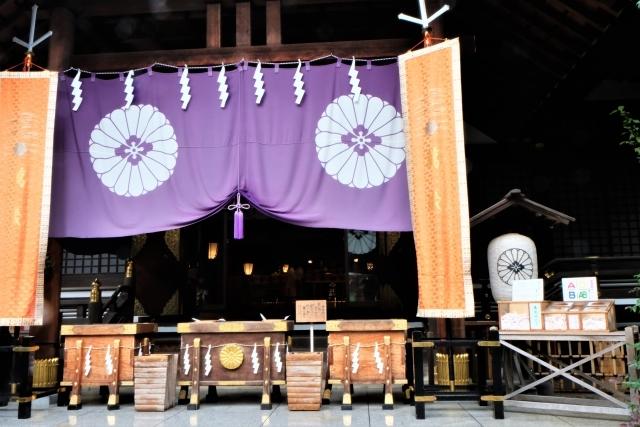 東京大神宮の御朱印の御利益について