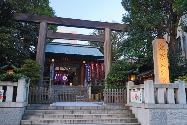 東京大神宮へのアクセス
