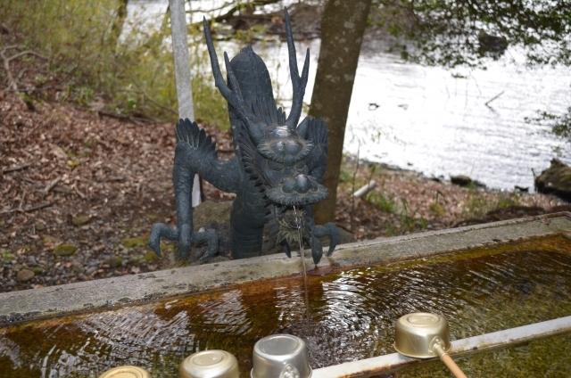 神奈川県にある九頭龍神社