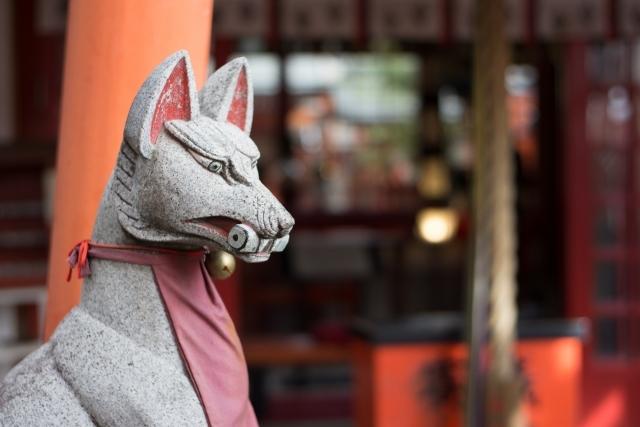 竹駒神社のご利益