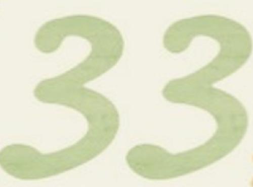 運命数33の人,取扱説明書,付き合い方