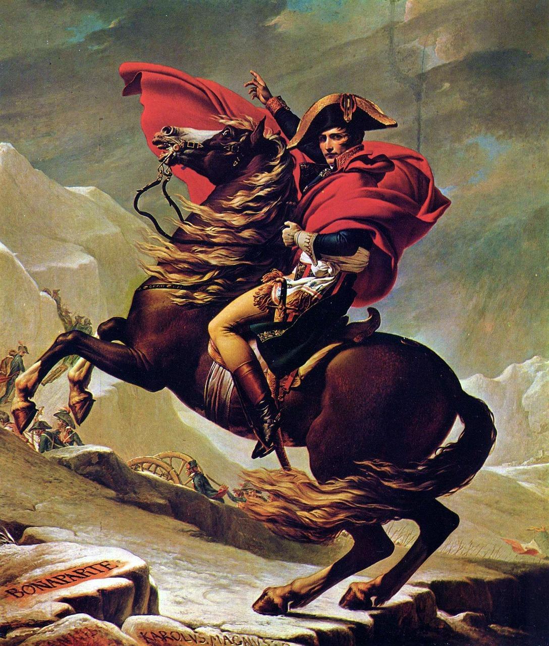 ナポレオン・ポナパルと