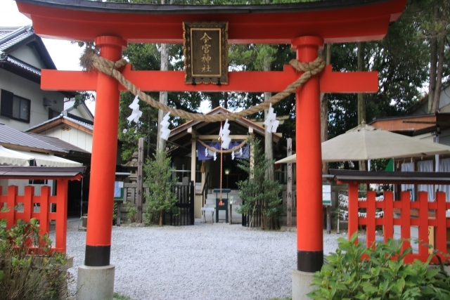 総本社や総本宮から分霊された神社を分社や今宮と呼びます。