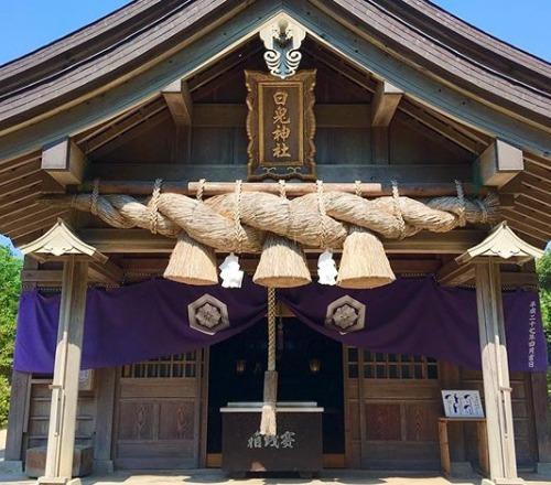 因幡の白兎, 白兎神社