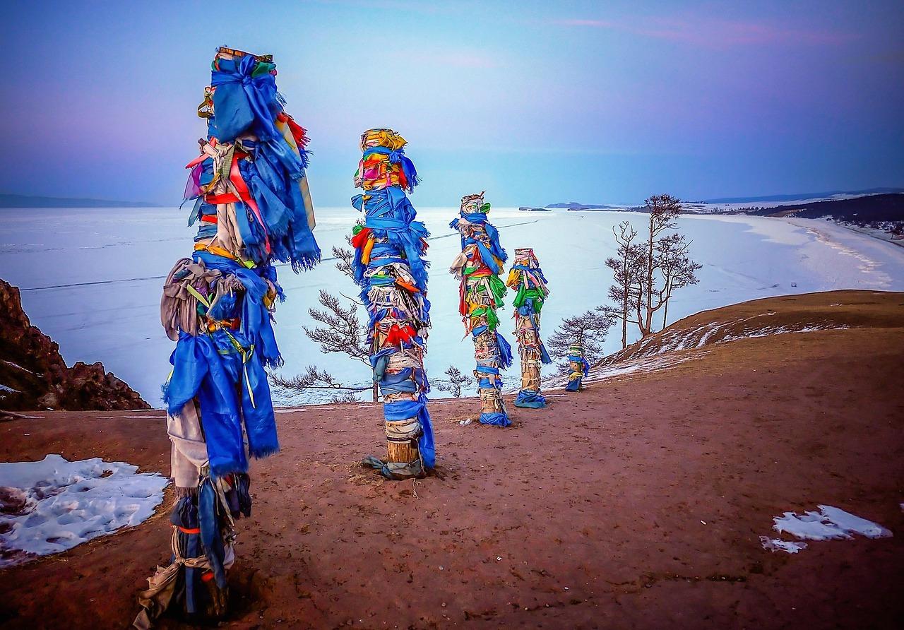 シベリア文化における世界樹