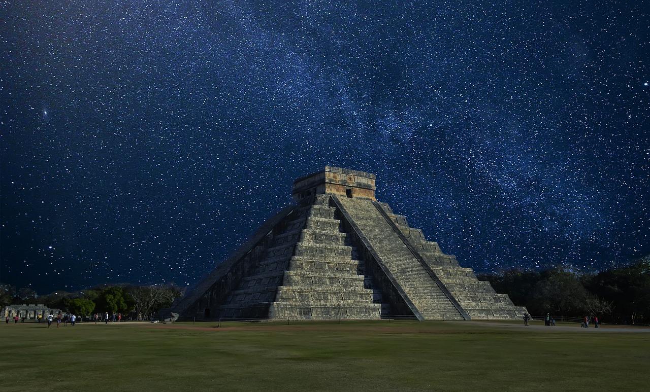 マヤ文明における世界樹