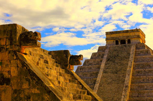 マヤ文明におけるケツァルコアトル