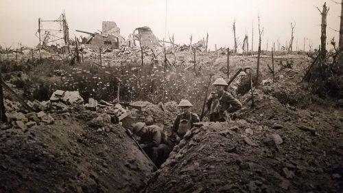 ファティマの第1の予言では第一次大戦の終結のことが言われていた