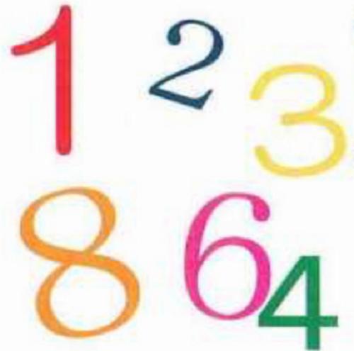 それぞれの数字は何を表すのか?