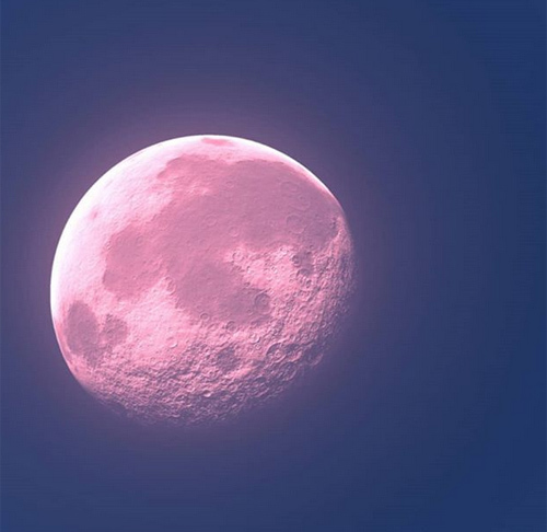 恋を叶えてくれる月?