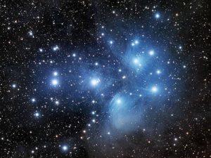 プレアデス星団と伝説や神話