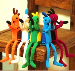 ココペリ人形の色と効果