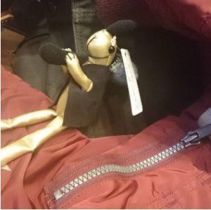 ココペリ人形ゴールド