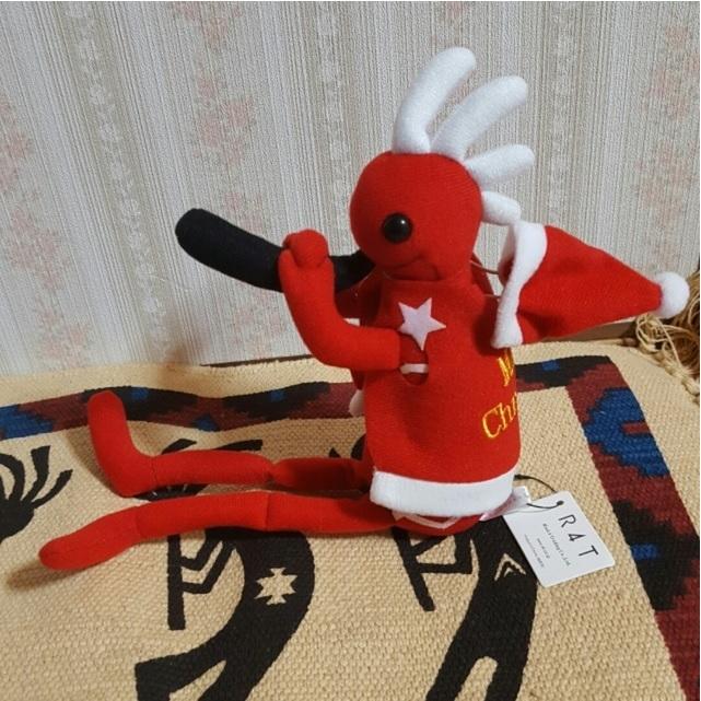 ココペリ人形レッド