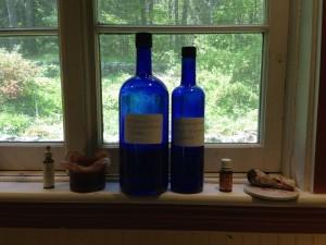 ブルーソーラーウォーターの効果 ・作り方 青い太陽の水で潜在意識を浄化(ホ・オポノポノ)