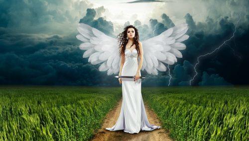 スターシード、外見的特徴、天使