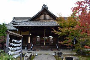 京都の写仏体験教室なら勝林寺