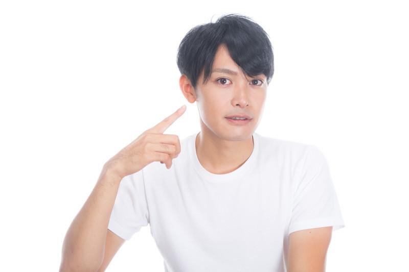ニキビ スピリチュアル 右頬