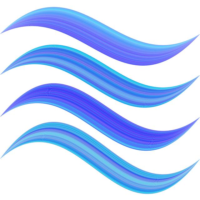 塩には波動を吸収する働きがある