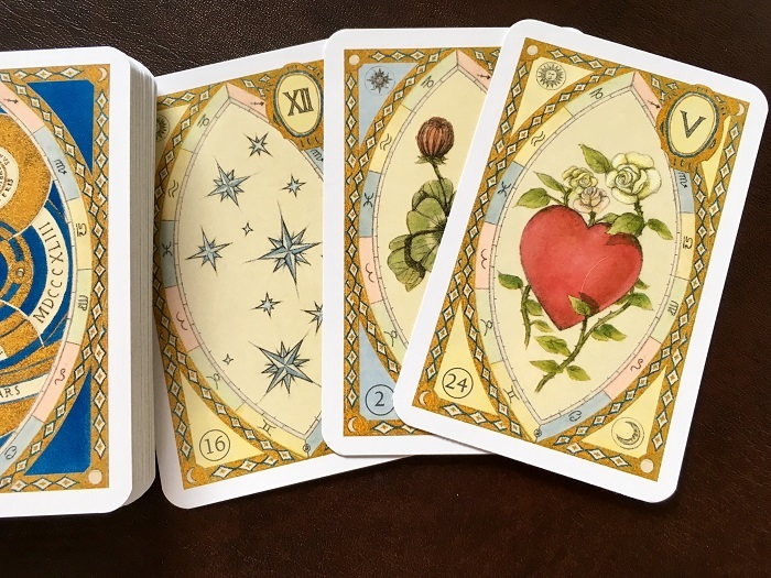 カード ルノルマン ルノルマンカードの意味