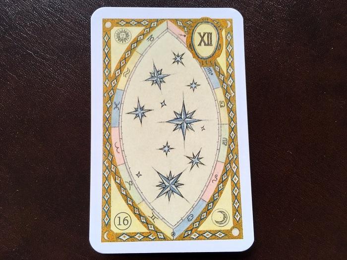 ルノルマンカード・星はどんな意味のカード?
