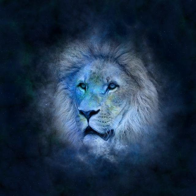 月星座が獅子座の人の性格・特徴