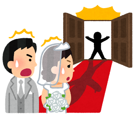 鬼宿日に結婚してはいけない