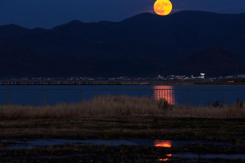 お月見の風習
