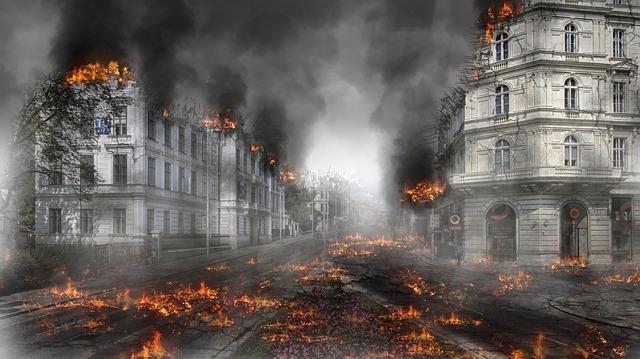 レムリア文明の滅亡の要因とは