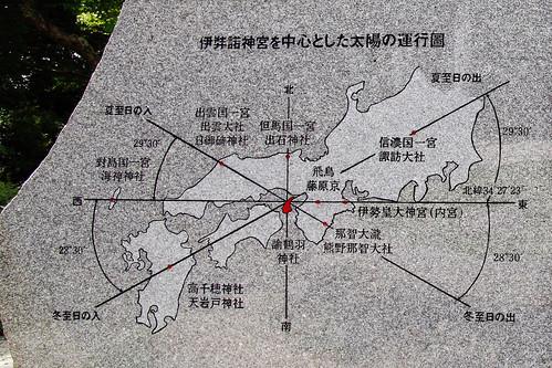 レイラインとは?古代遺跡を結ぶ直線