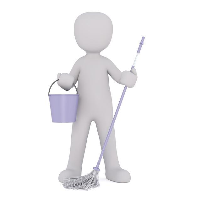 開運,掃除で開運,掃除する場所の運気