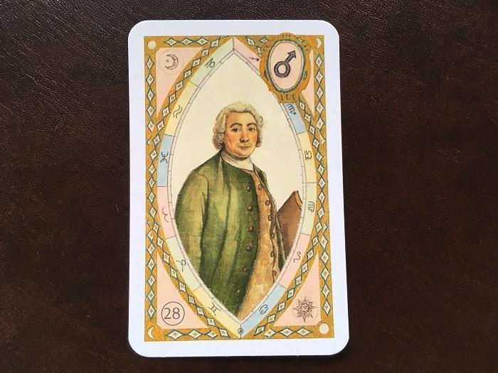 ルノルマンカード・紳士はどんな意味のカード?