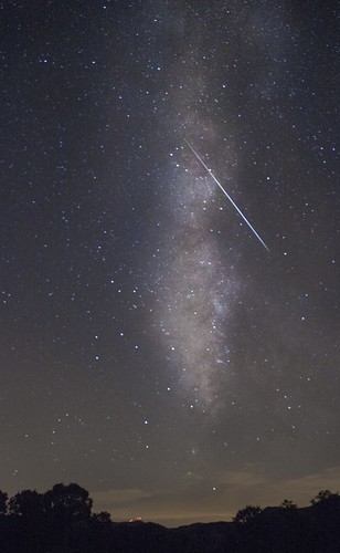 流れ星のスピリチュアルな意味とは?