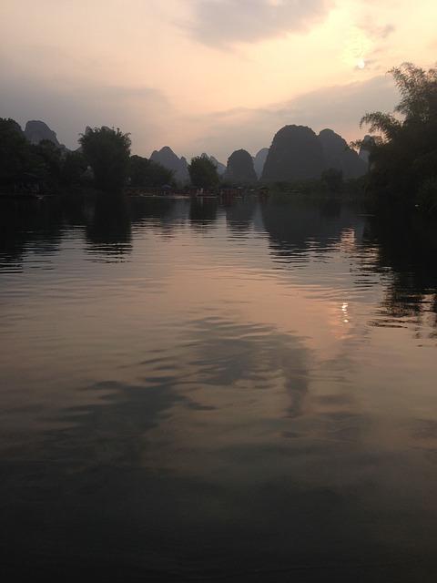 中国の桂林