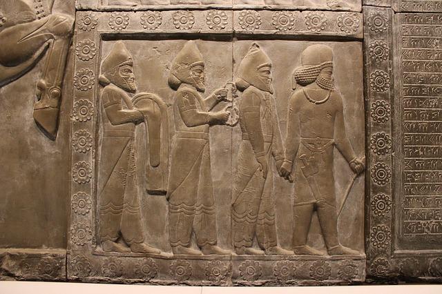 シュメール文明の粘土板